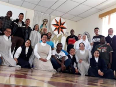Encuentro Noviciados MAB 2019
